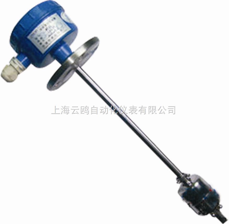 以便及时的报警或自动控制水泵电动机的启动和停止等